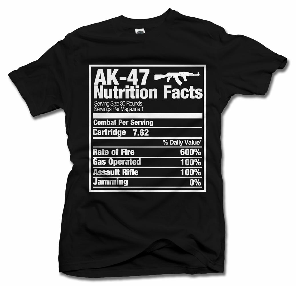 AK-47 NUTRITION Model