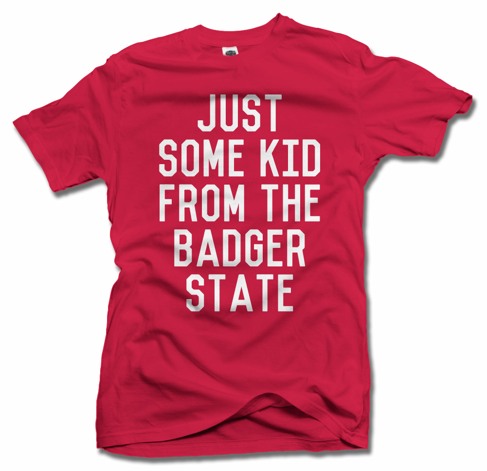 JUST SOME KID FROM THE BADGER STATE Model
