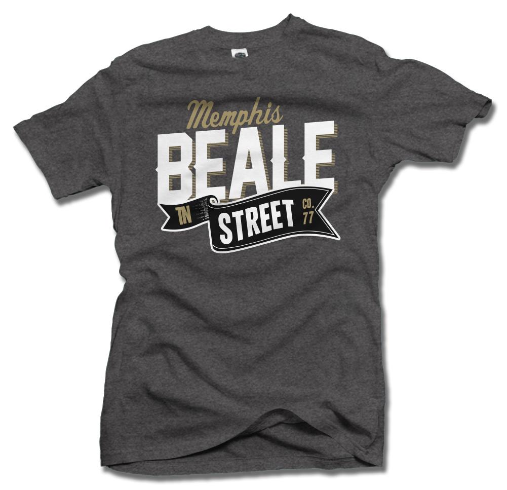 BEALE STREET BANNER MEMPHIS TN Model