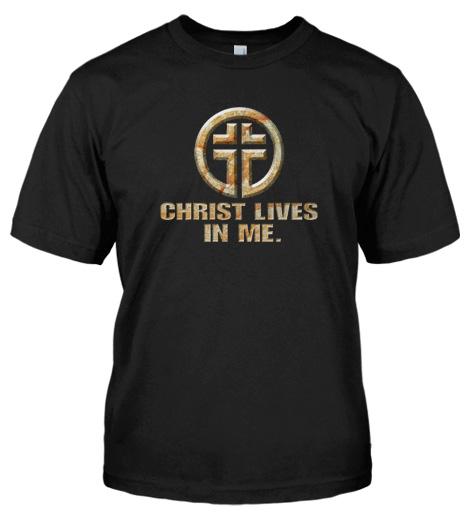 CHRIST LIVES IN ME Model