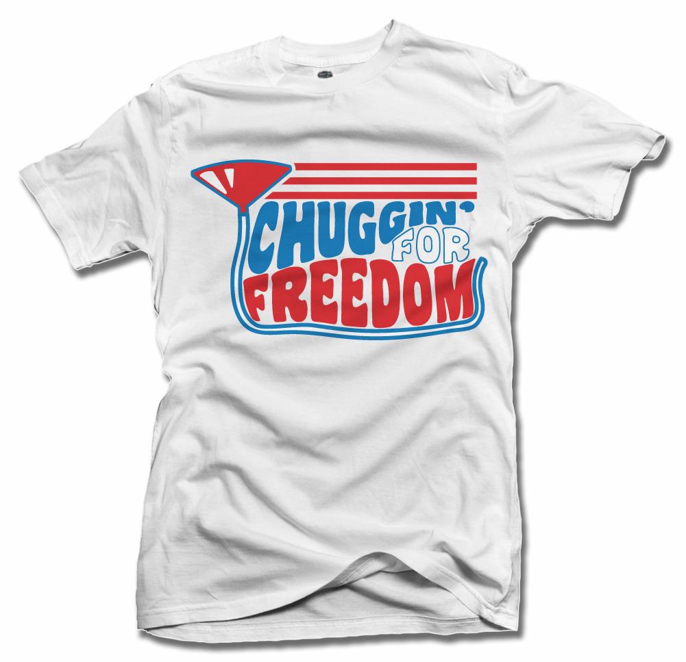 CHUGGIN' FOR FREEDOM Model