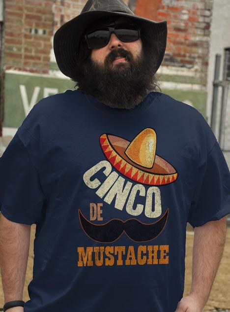 CINCO DE MUSTACHE Model
