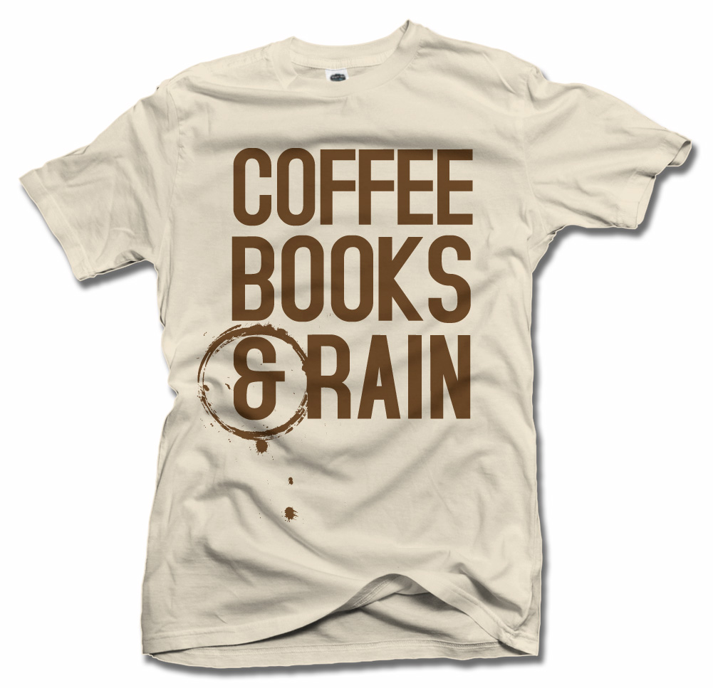 COFFEE BOOKS AND RAIN Model