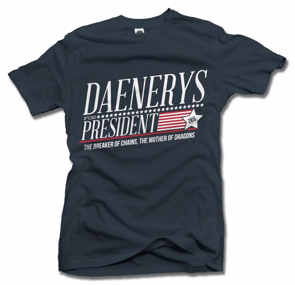 DAENERYS FOR PRESIDENT Model