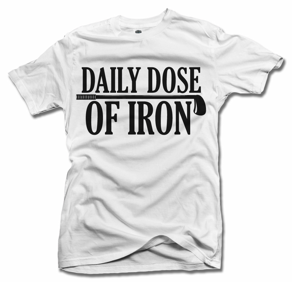 DAILY DOSE OF IRON Model
