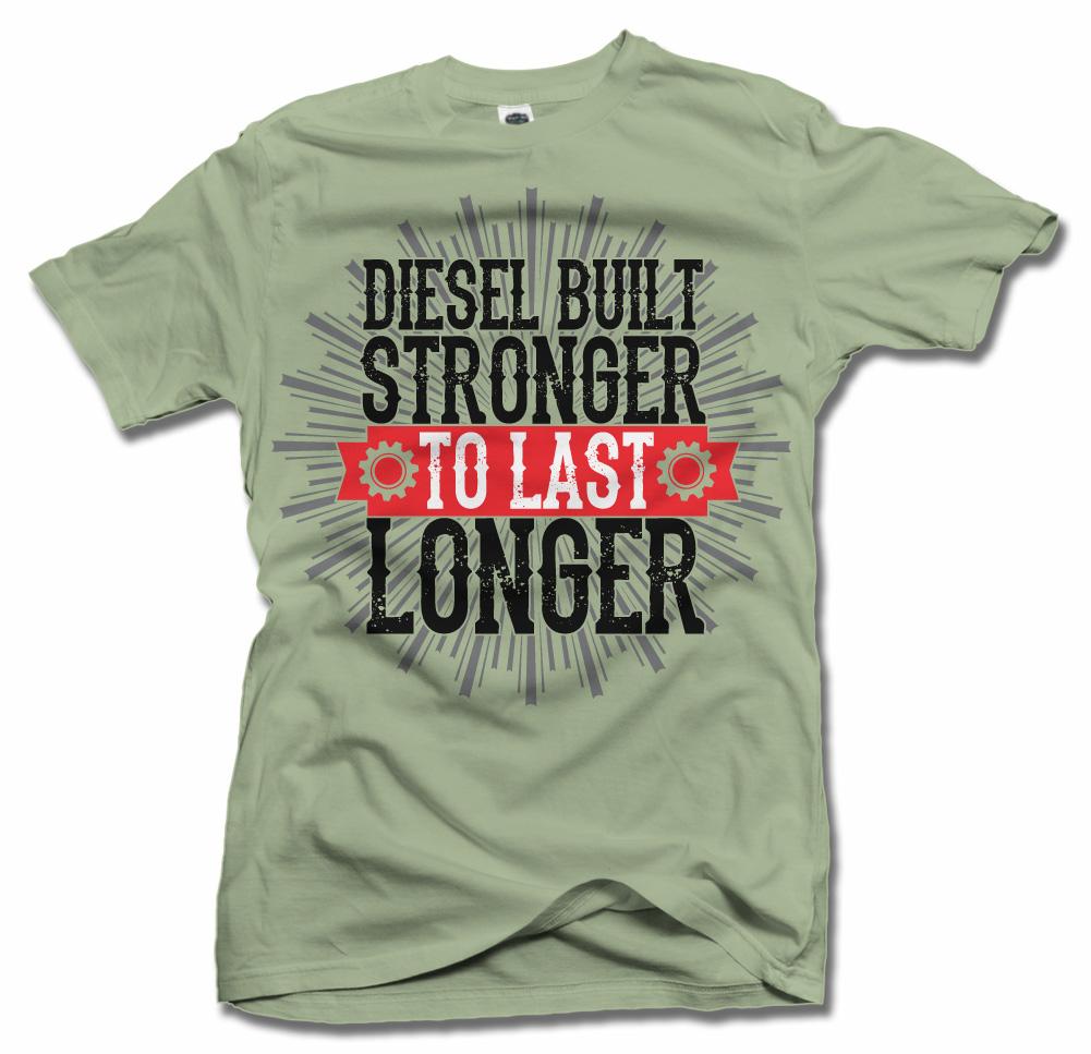 DIESEL BUILT STRONGER TO LAST LONGER ON LIGHTS Model