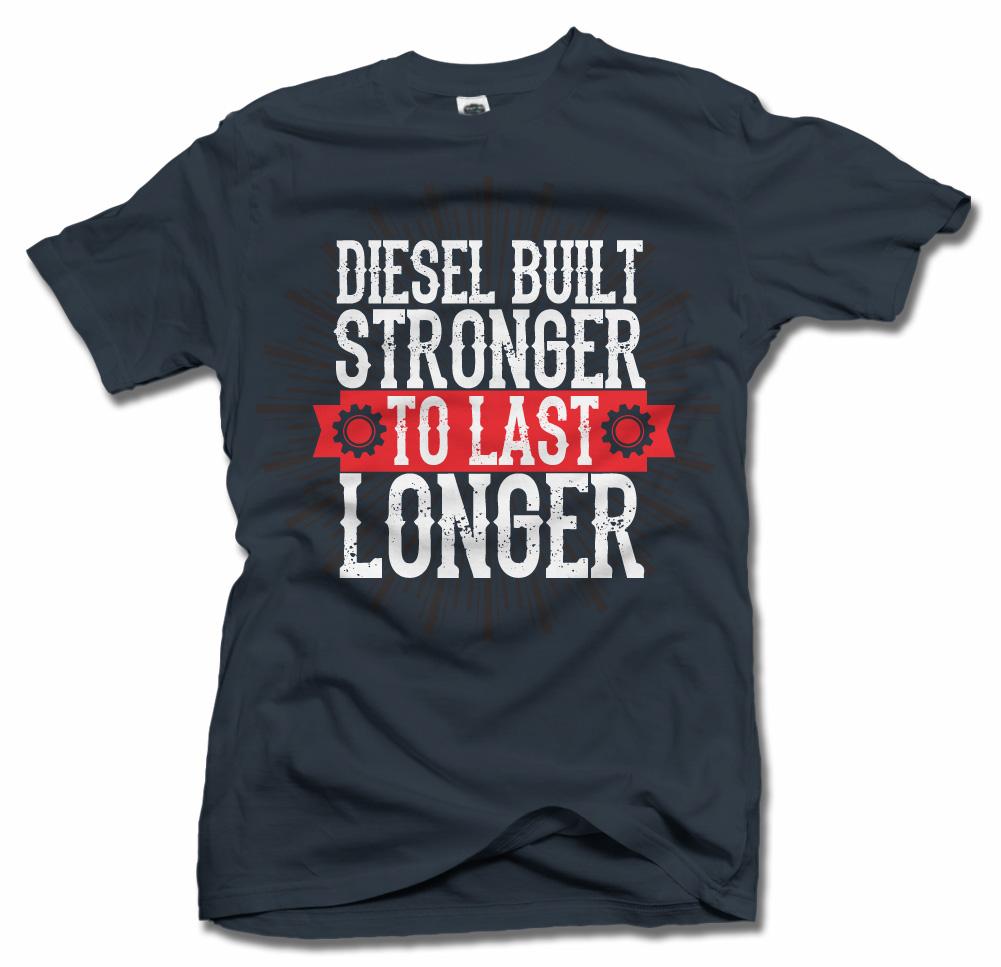 DIESEL BUILT STRONGER TO LAST LONGER ON DARKS Model
