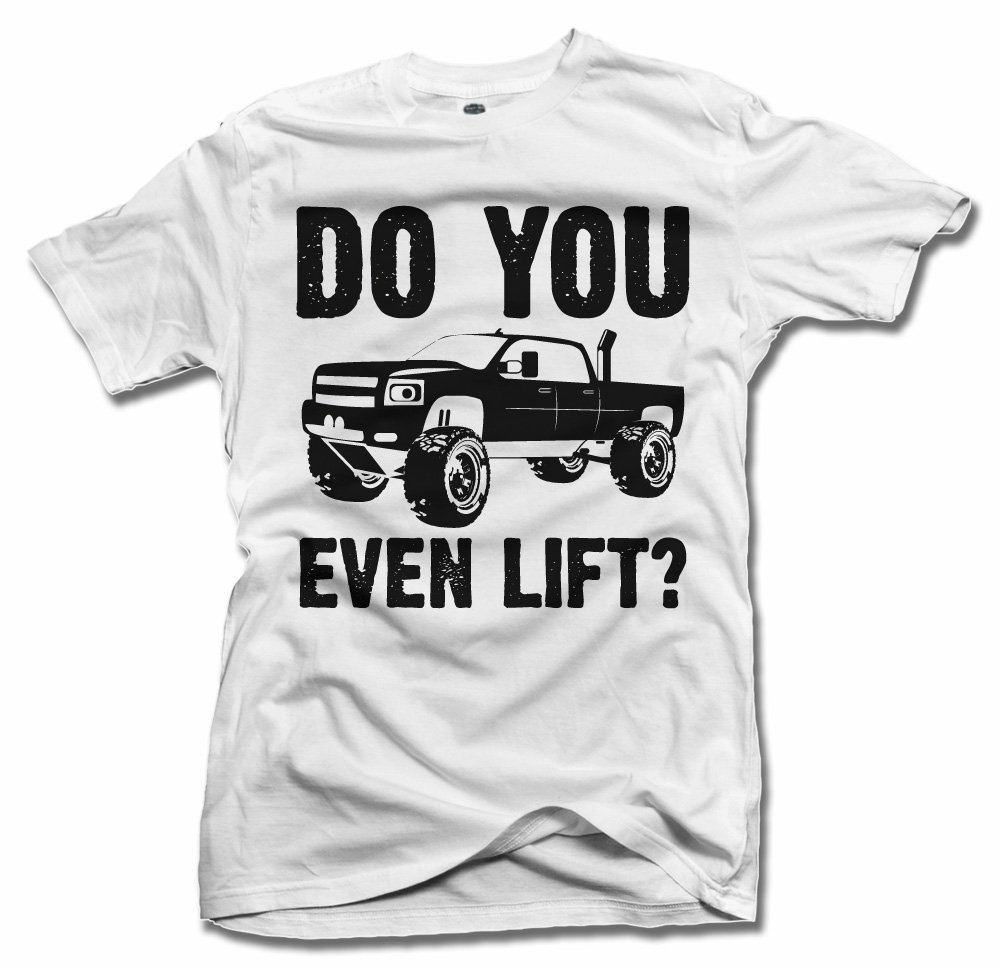 DO YOU EVEN LIFT? Model