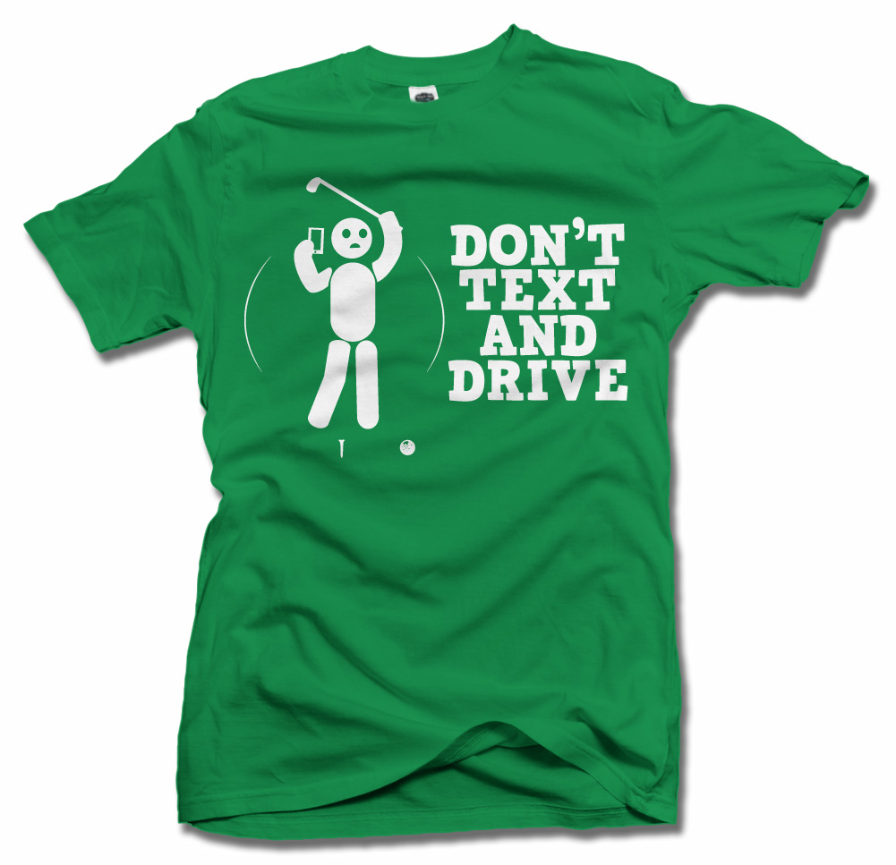 DON'T TEXT AND DRIVE Model