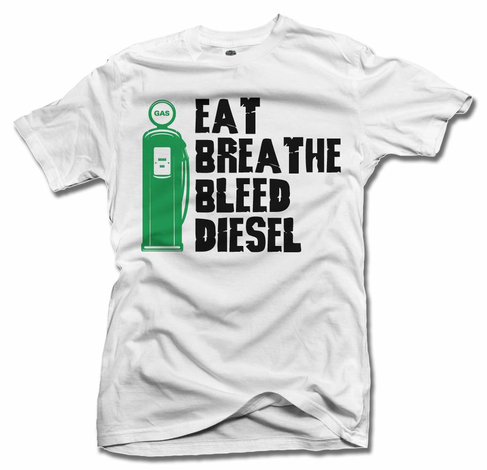 EAT BREATHE BLEED DIESEL WITH TANK Model