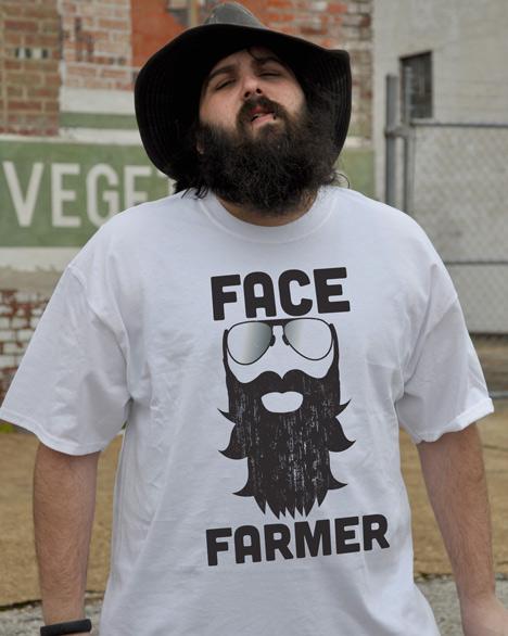 FACE FARMER Model