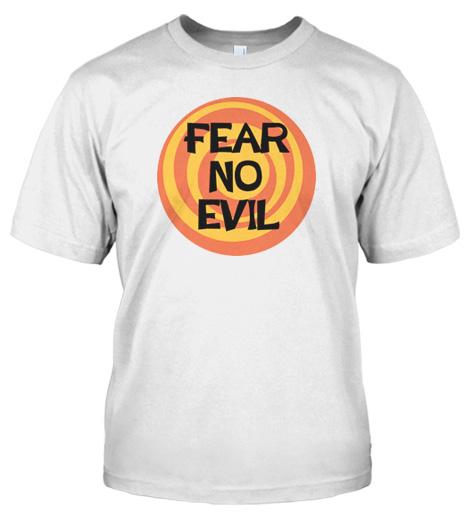 FEAR NO EVIL Model