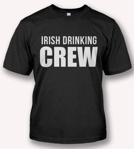 IRISH DRINKING CREW Model