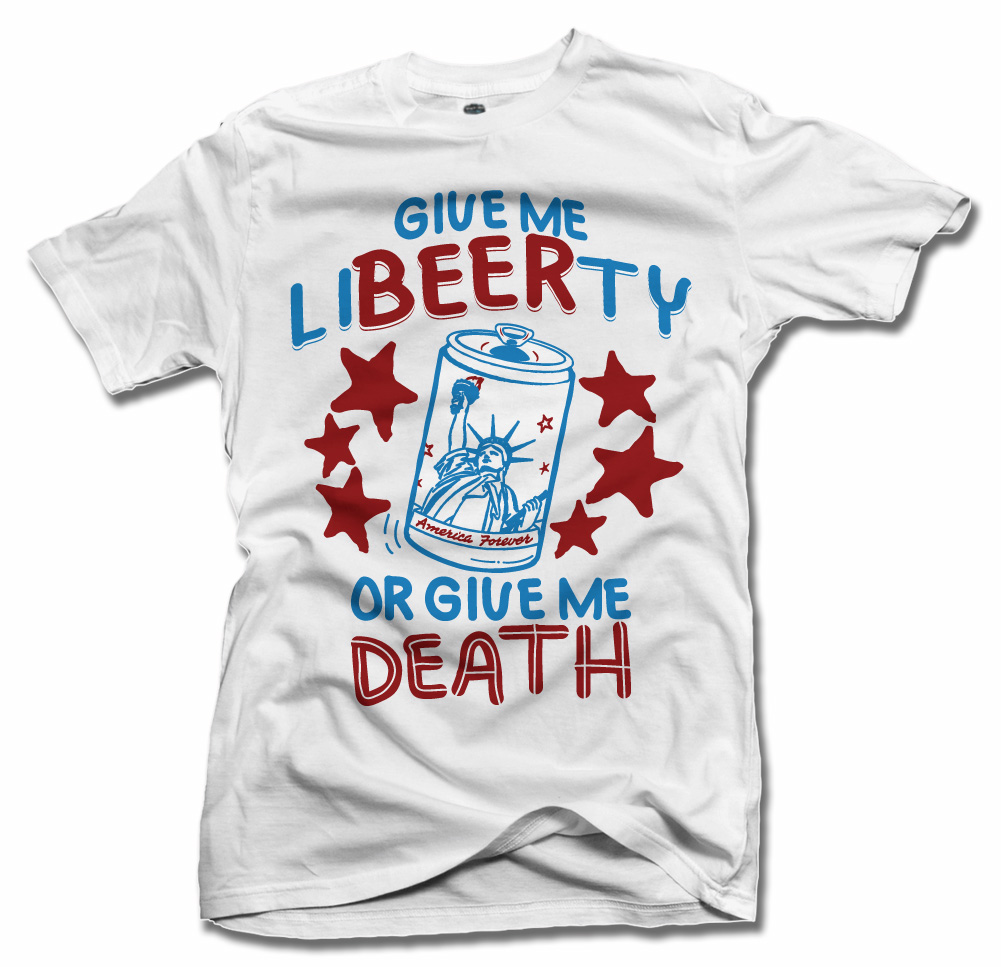 GIVE ME LIBEERTY OR GIVE ME DEATH Model