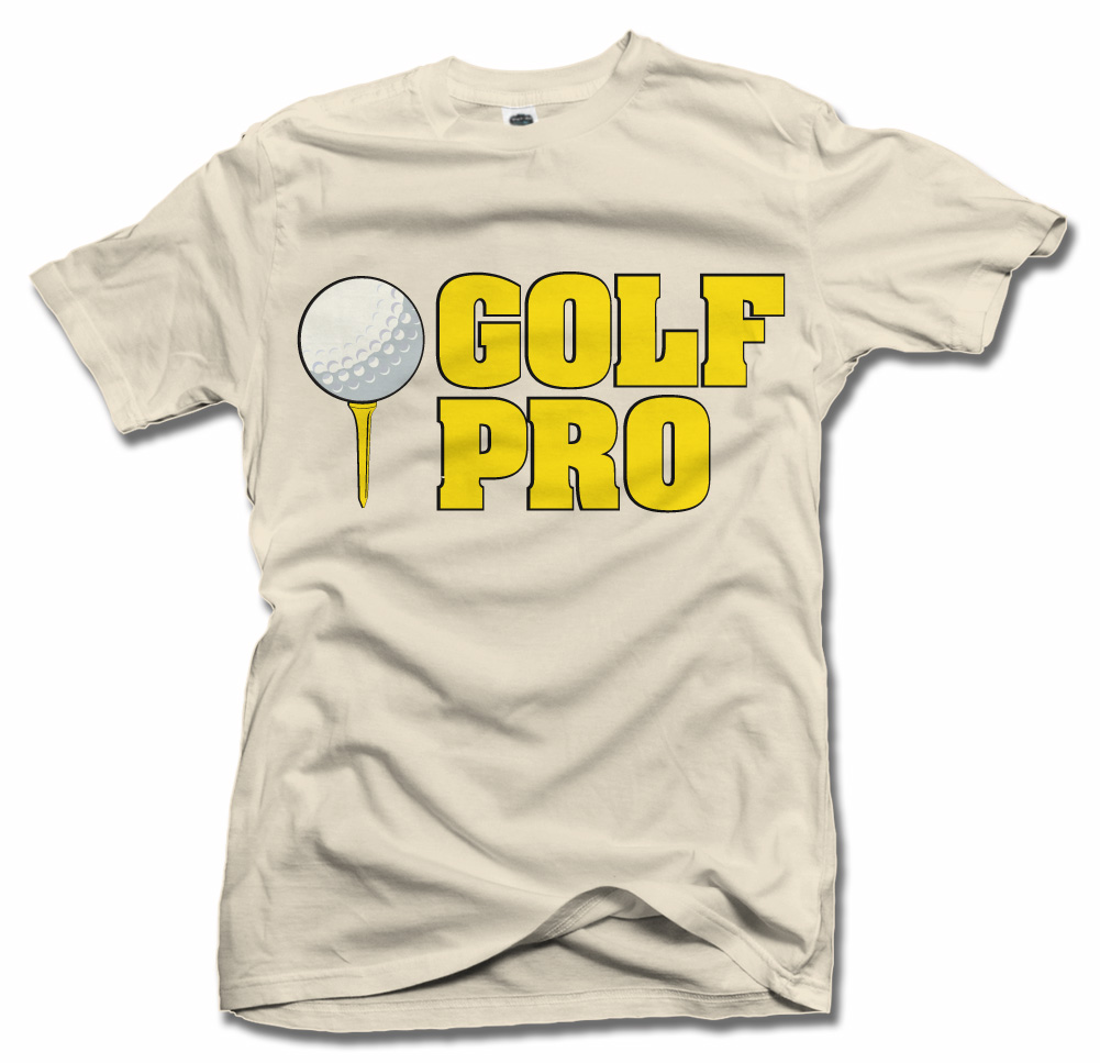 Golf Pro Golf Shirt Hero