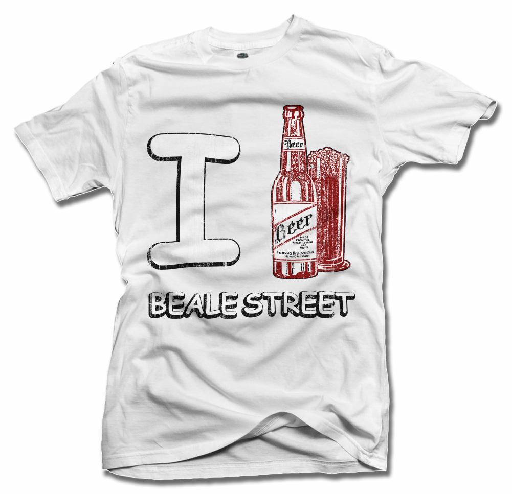 I BEER BEALE STREET Model