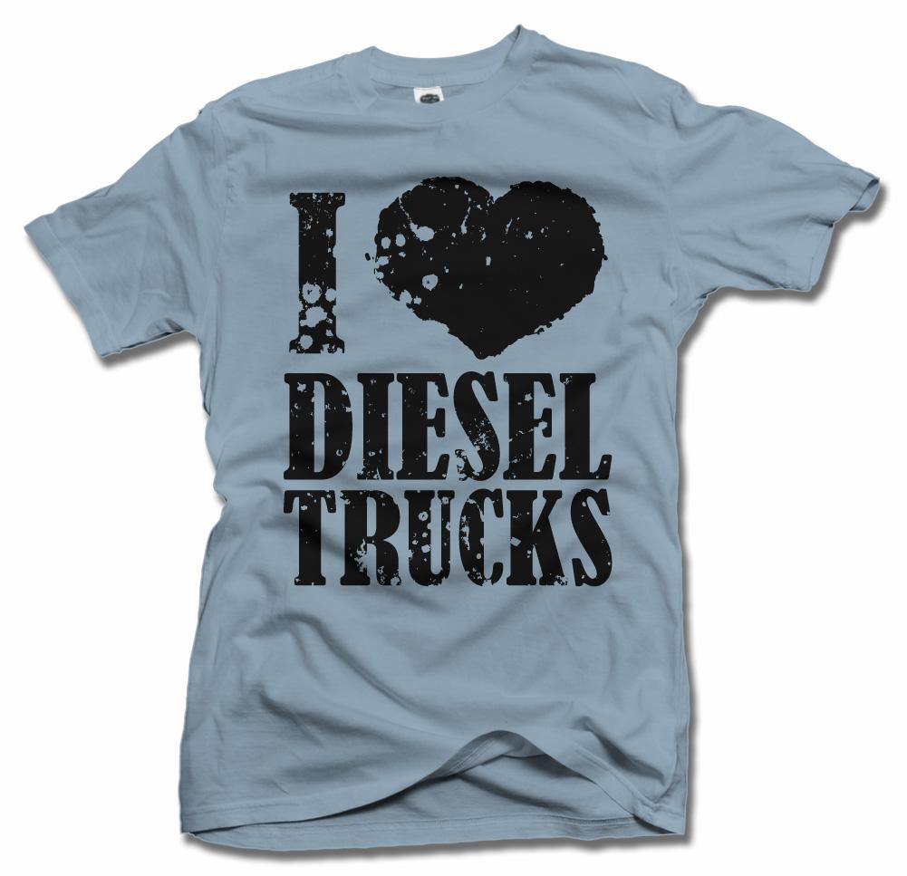 I HEART DIESEL TRUCKS Model