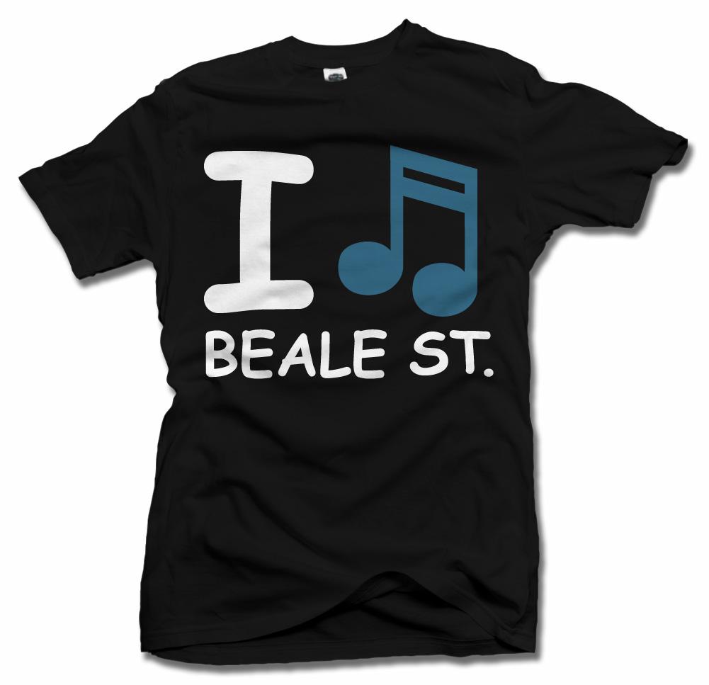 I MUSIC BEALE ST. Model