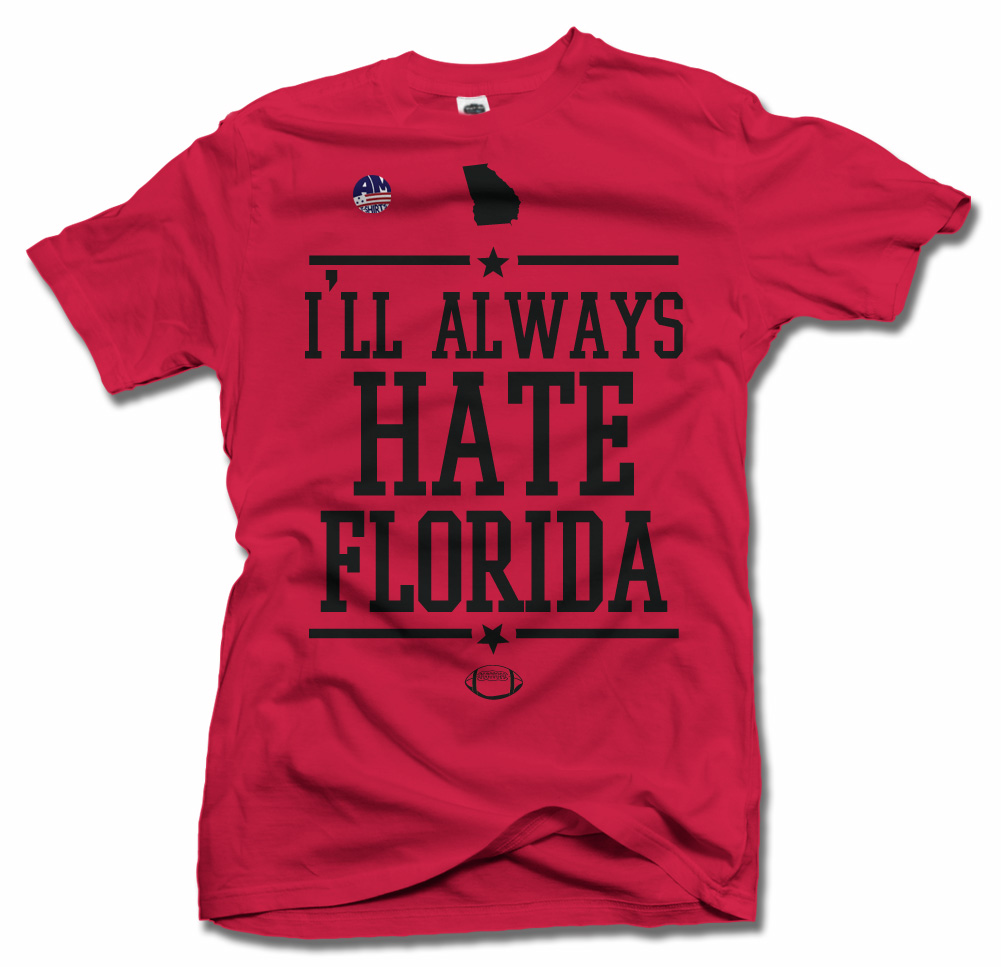 I'LL ALWAYS HATE FLORIDA--GEORGIA FOOTBALL Model