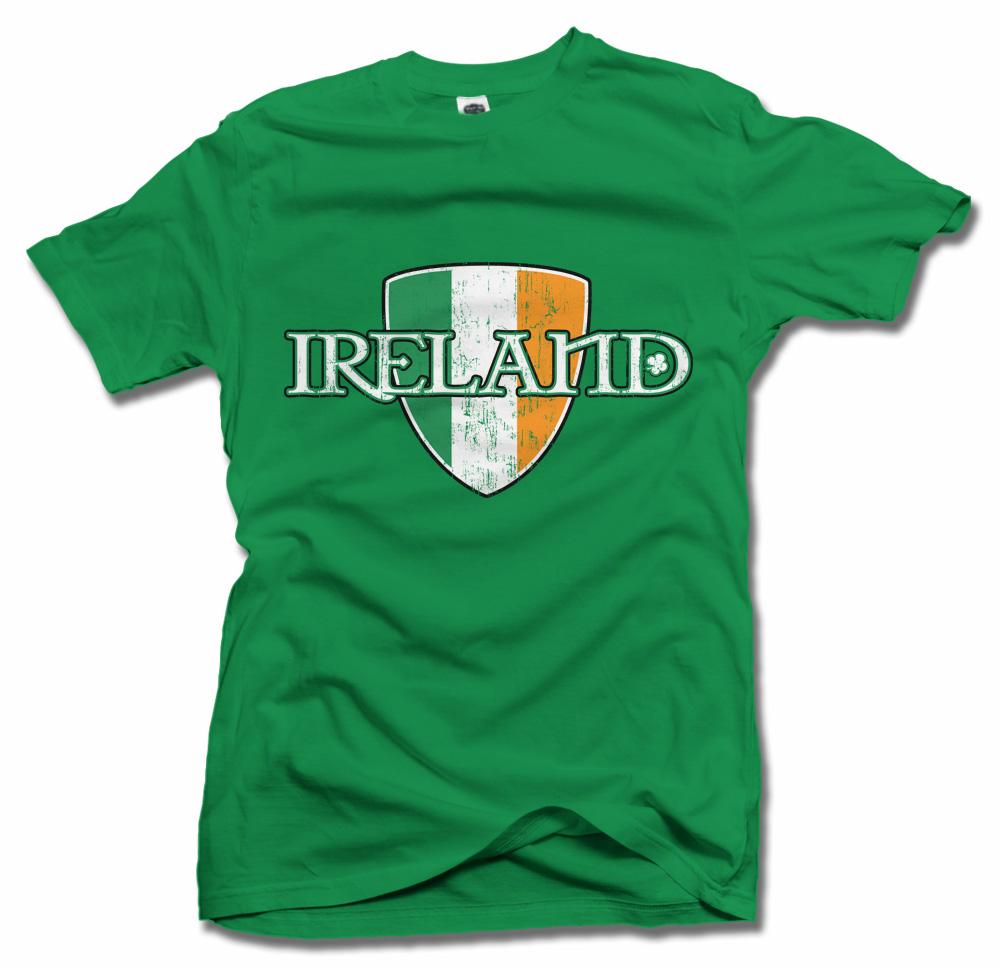 IRELAND SHIELD Model