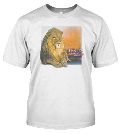 JESUS LION OF JUDAH ~ REVELATION 5:5 Model