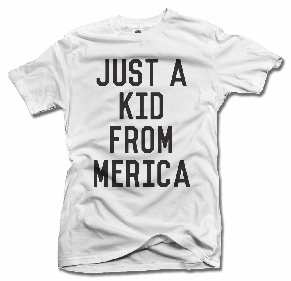 JUST A KID FROM MERICA Model