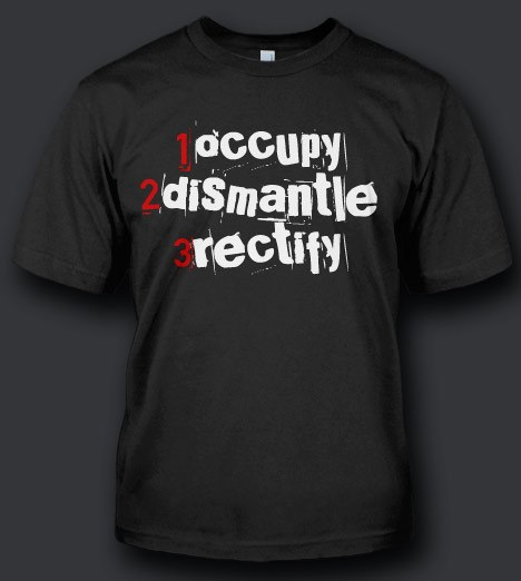 OCCUPY DISMANTLE RECTIFY Model