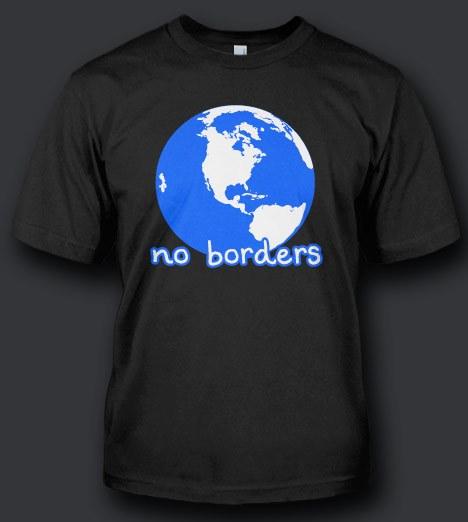 NO BORDERS Model