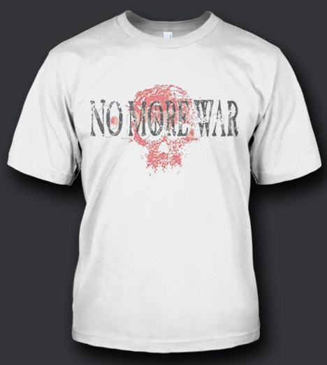 NO MORE WAR Model