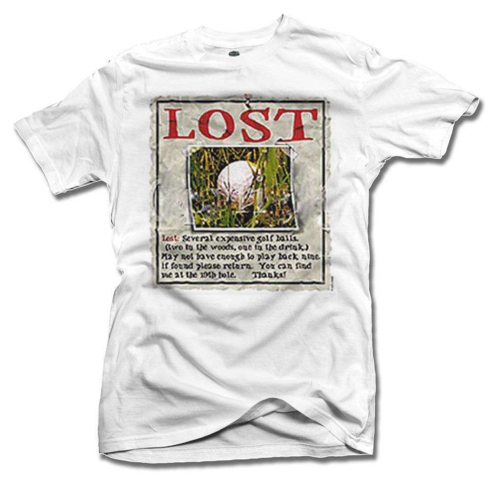 LOST GOLF Model