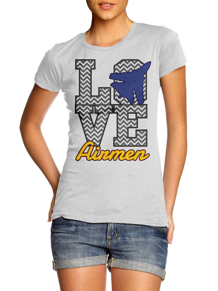 LOVE AIRMEN Model