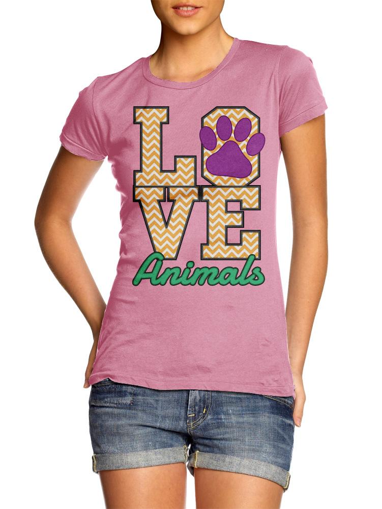 LOVE ANIMALS Model