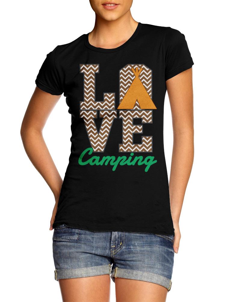 LOVE CAMPING Model