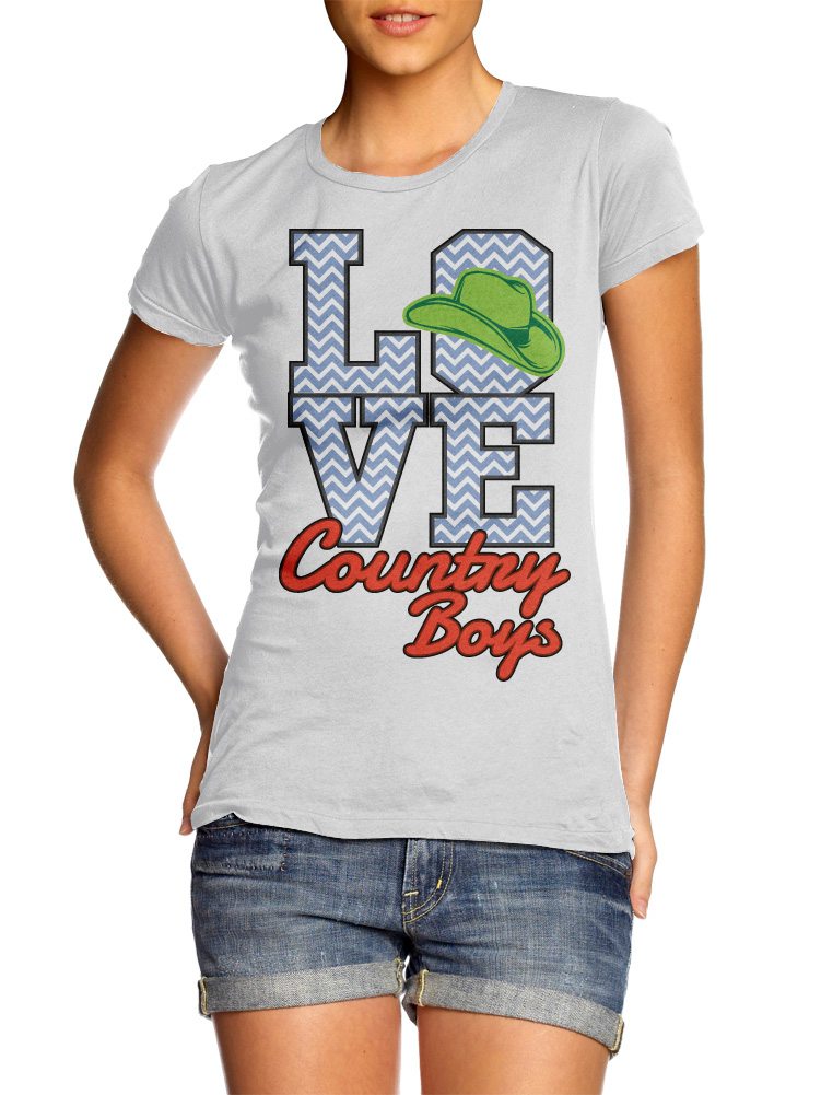 LOVE COUNTRY BOYS Model