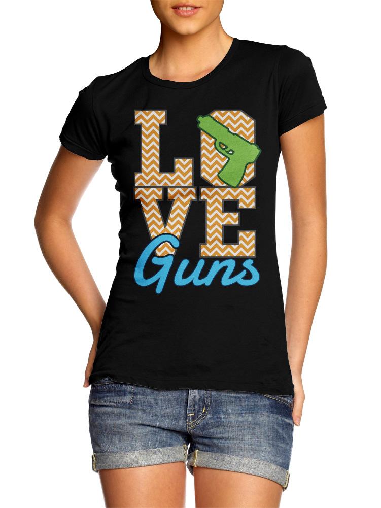 LOVE GUNS Model