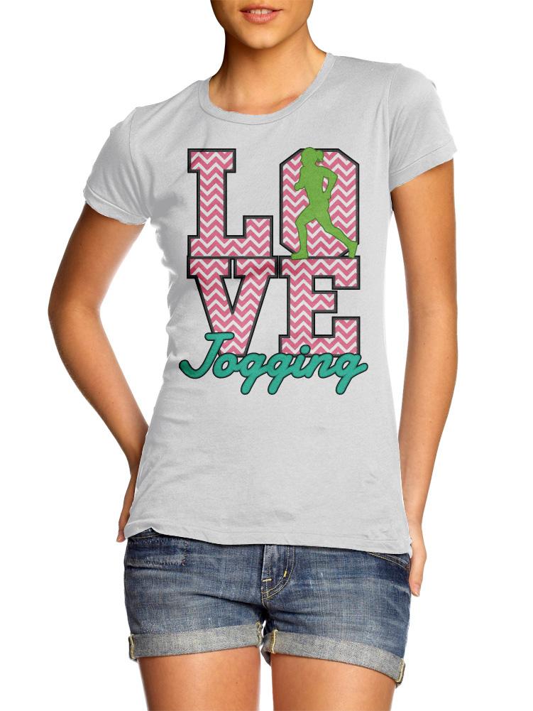 LOVE JOGGING Model
