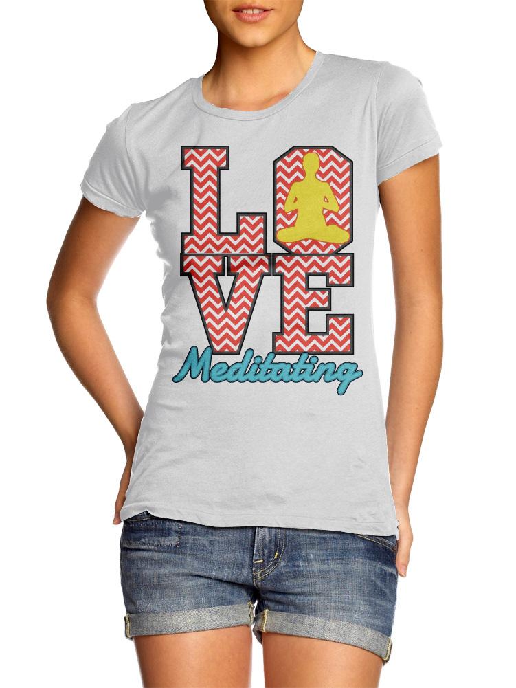 LOVE MEDITATING Model