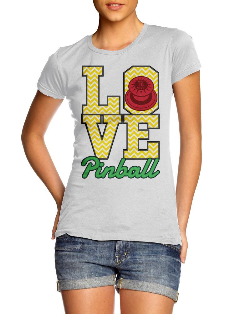 LOVE PINBALL Model