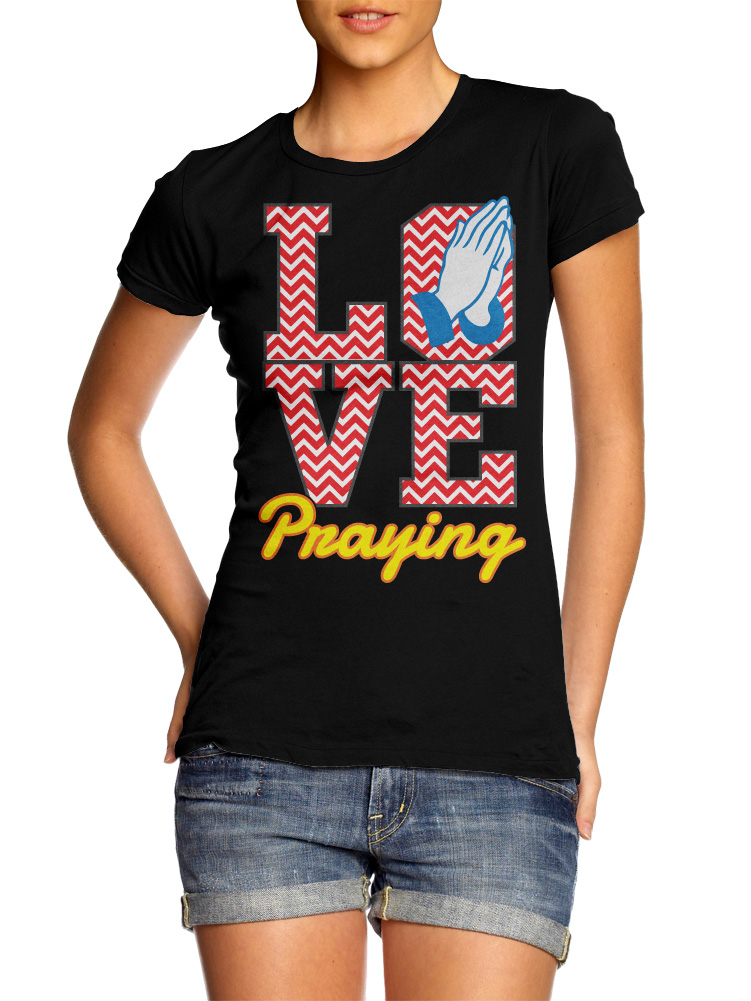 LOVE PRAYING Model