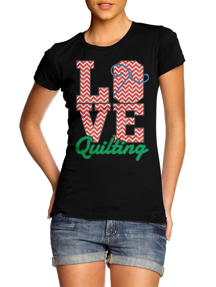 LOVE QUILTING Model