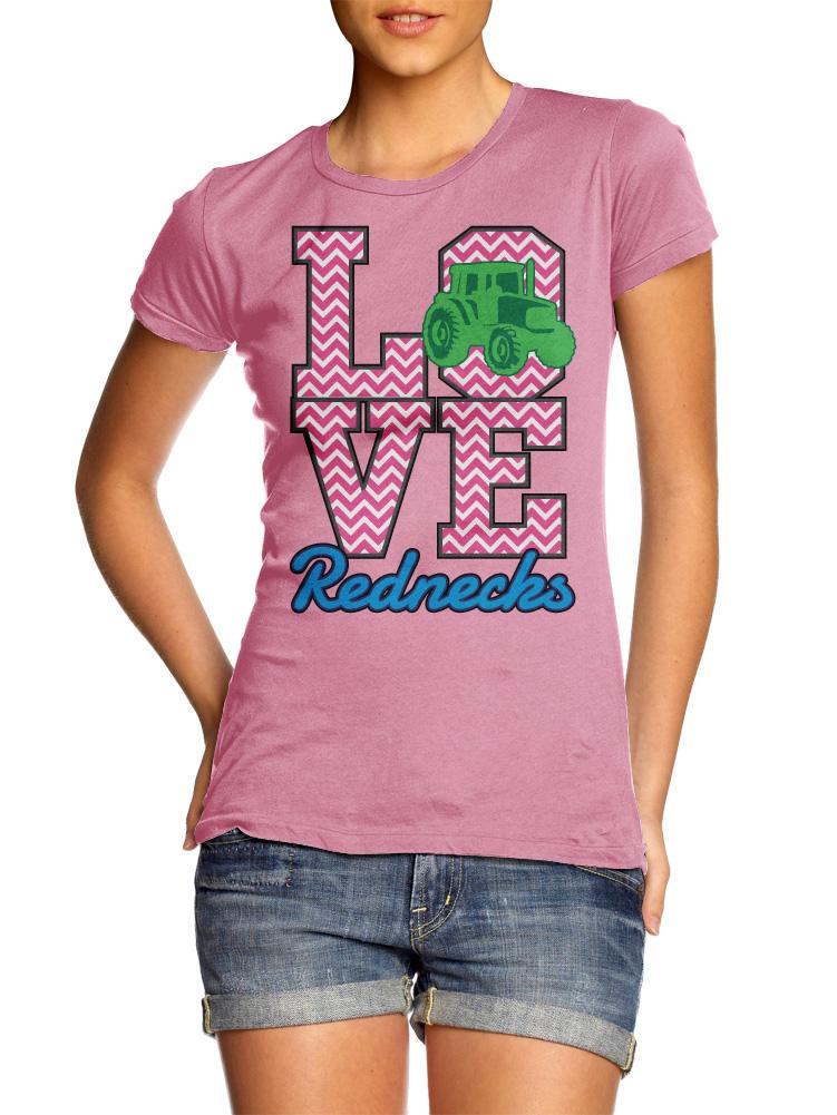 LOVE REDNECKS Model