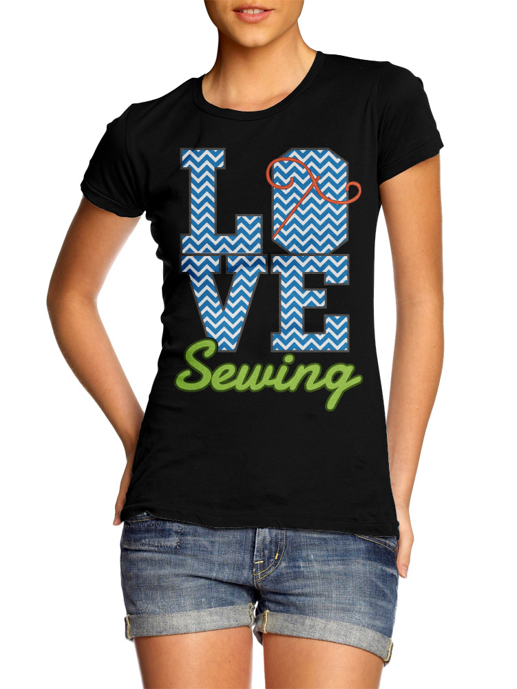LOVE SEWING Model