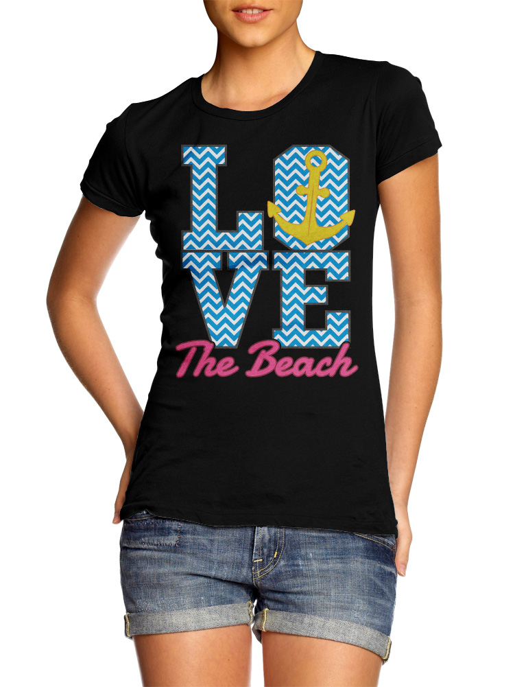 LOVE THE BEACH Model