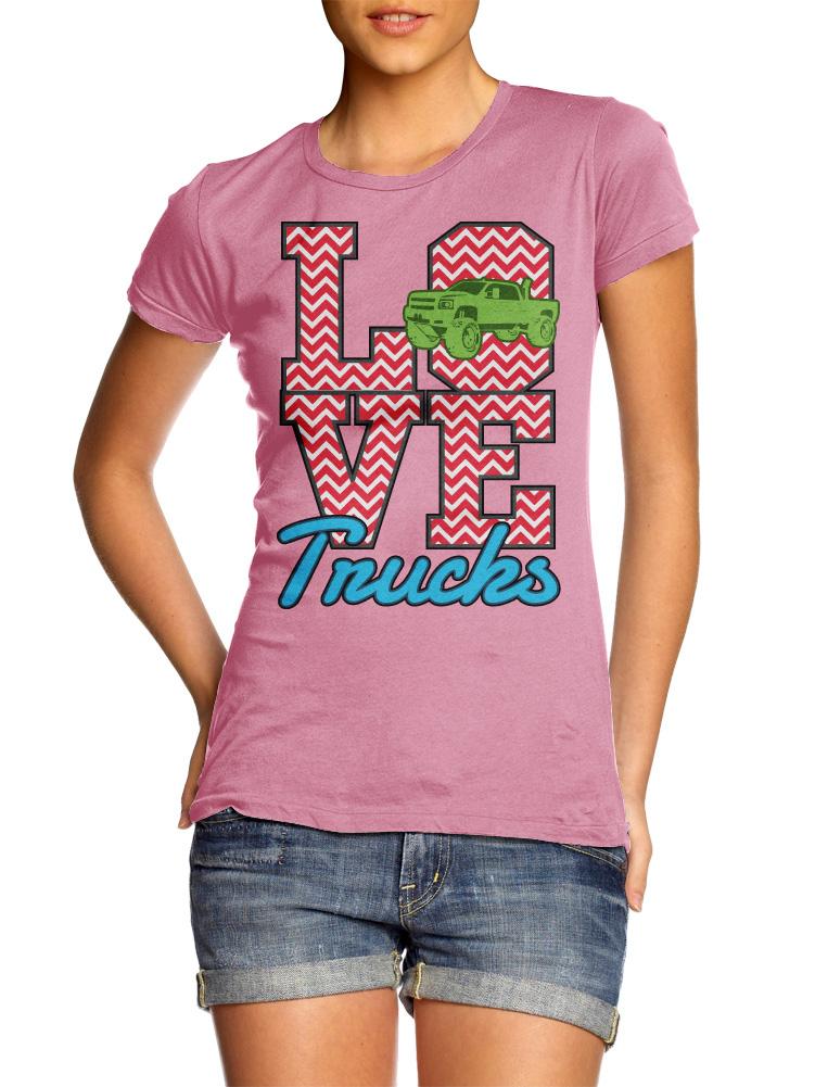 LOVE TRUCKS Model