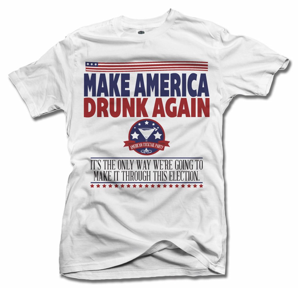 MAKE AMERICA DRUNK AGAIN Model