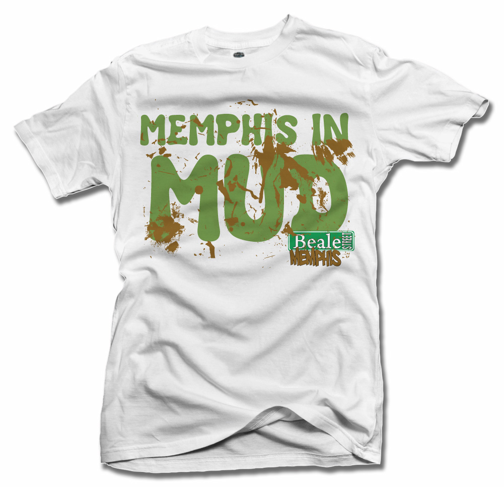 MEMPHIS IN MUD BEALE STREET Model