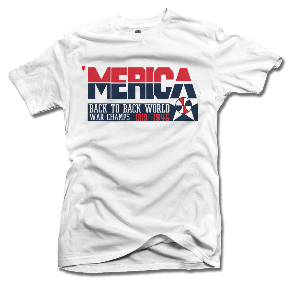 MERICA BACK TO BACK WORLD WAR CHAMPS Model