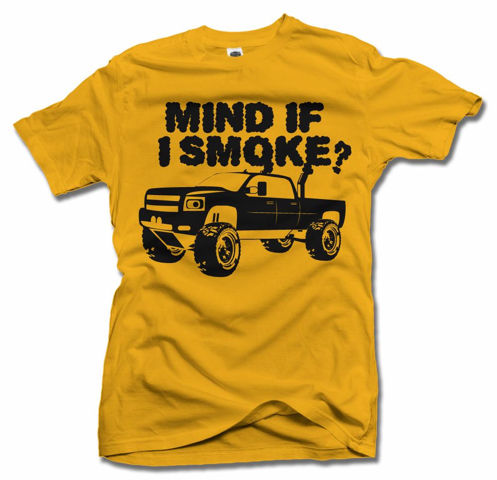 MIND IF I SMOKE? Model