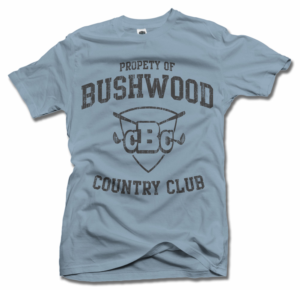 PROPERTY OF BUSHWOOD 1980 COUNTRY CLUB CADDY DAY GOLF TOURNAMENT Model