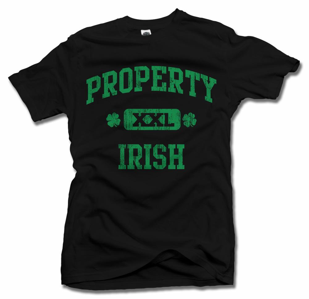 PROPERTY XXL IRISH Model